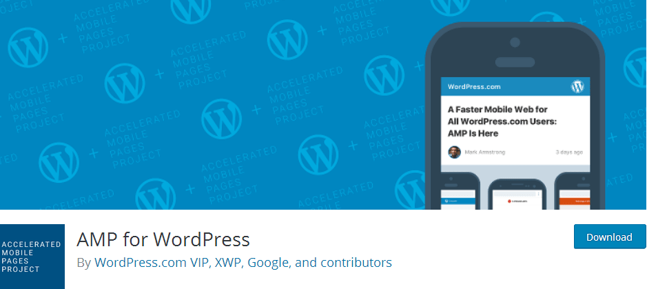 AMP for WordPress is a best free AMP WordPress plugin
