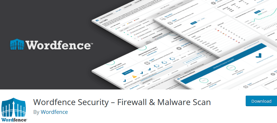 Wordfence Security Firewall & Malware Scan