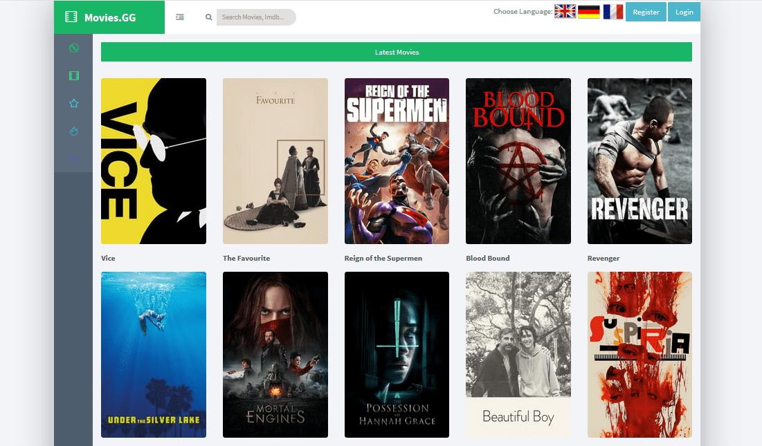 Movies.GG