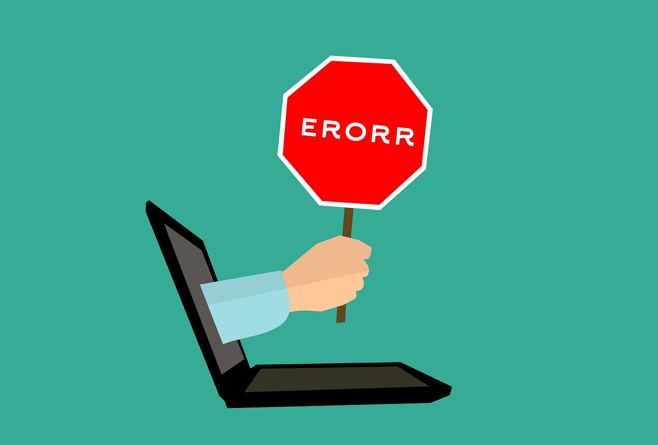 Prevent Errors and Mistakes Messages