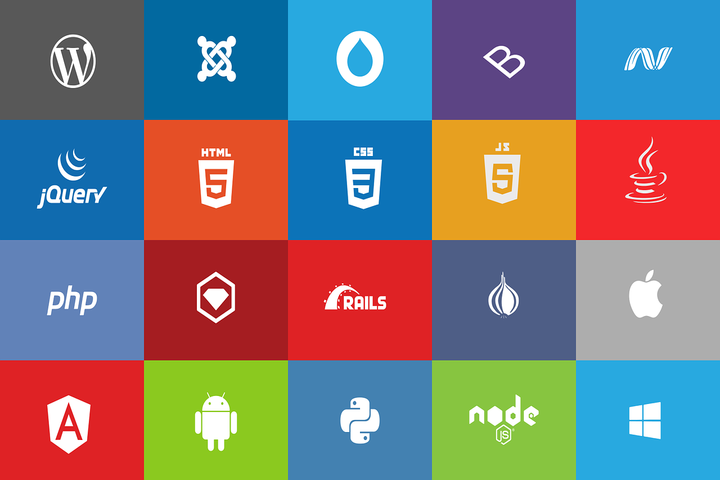 Top 5 Best Web Development Frameworks For Popular Programming Languages in [2019]