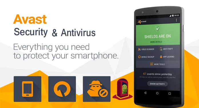 Avast Antivirus & Security App