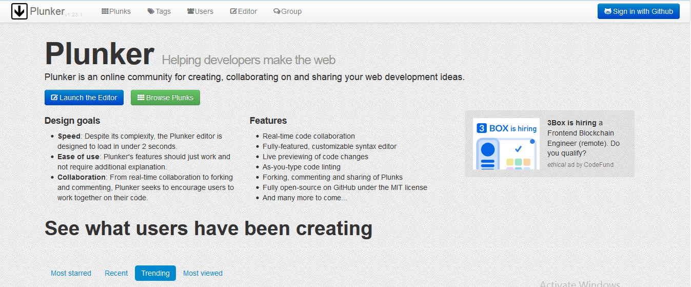 Top 16 Best free Online Code Editors for Web Developers in