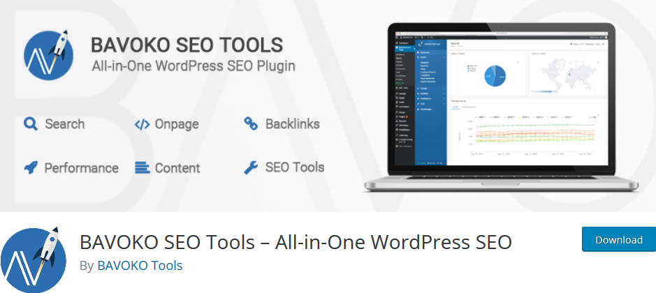 BAVOKO SEO Tools – All-in-One WordPress SEO