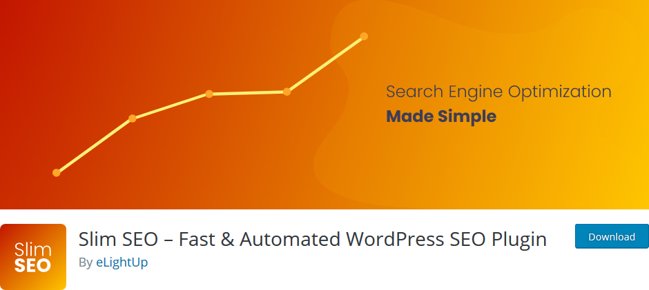 Slim SEO – Fast Automated WordPress SEO Plugin