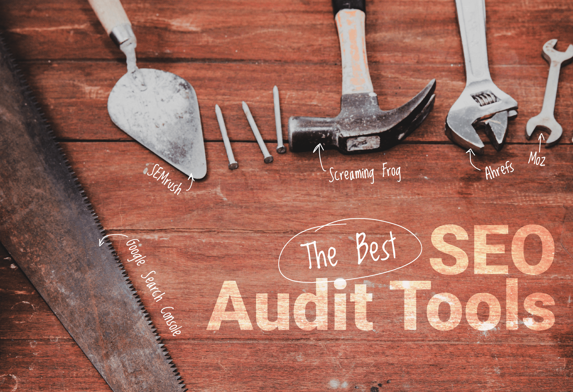 Best 5 SEO Audit Tools