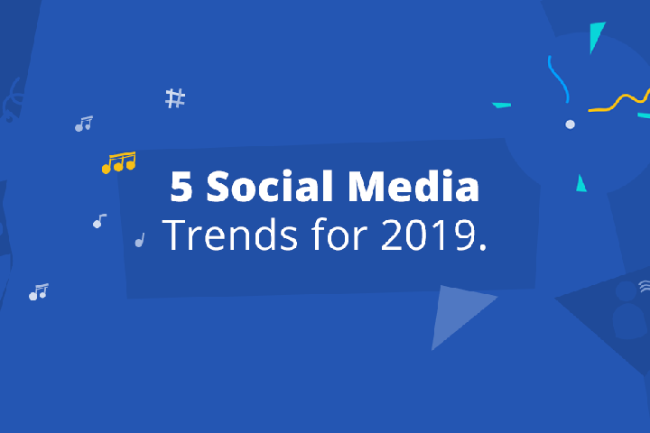 5 Hottest Social Media trends that are must watch in [2019]