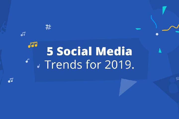 5 Hottest Social Media trends