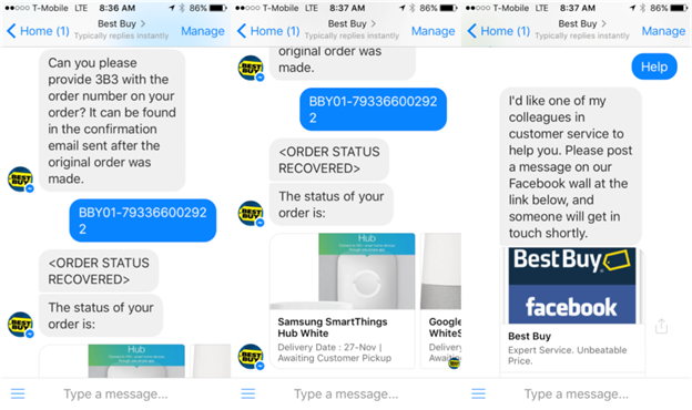 Conversion Optimization with chatbots