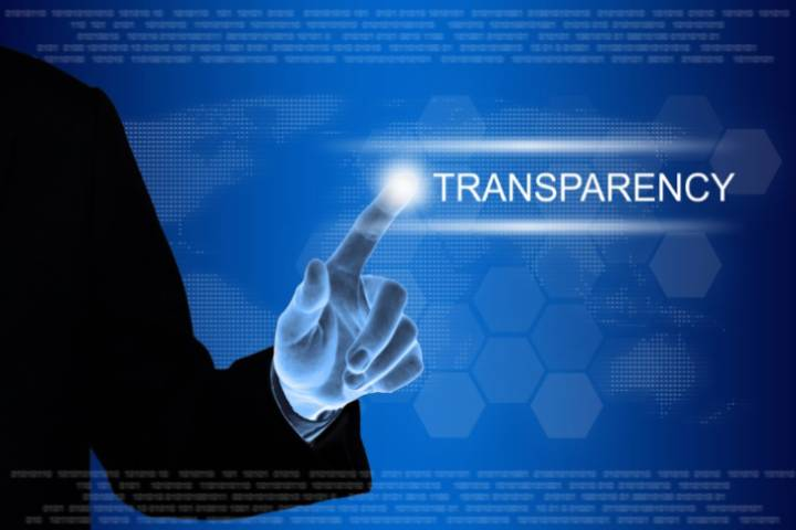 Build Trust by Increasing the Transparency of Your Business