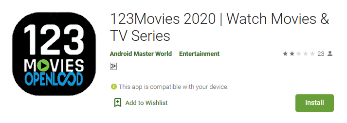 Movies123 2020 Watch Movies TV Series Apps on Google Play
