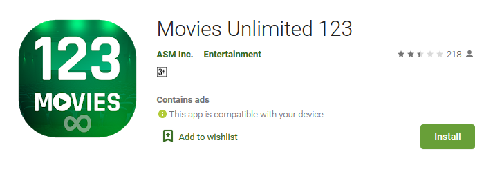 123movies 2020 Android Apps on Google Play