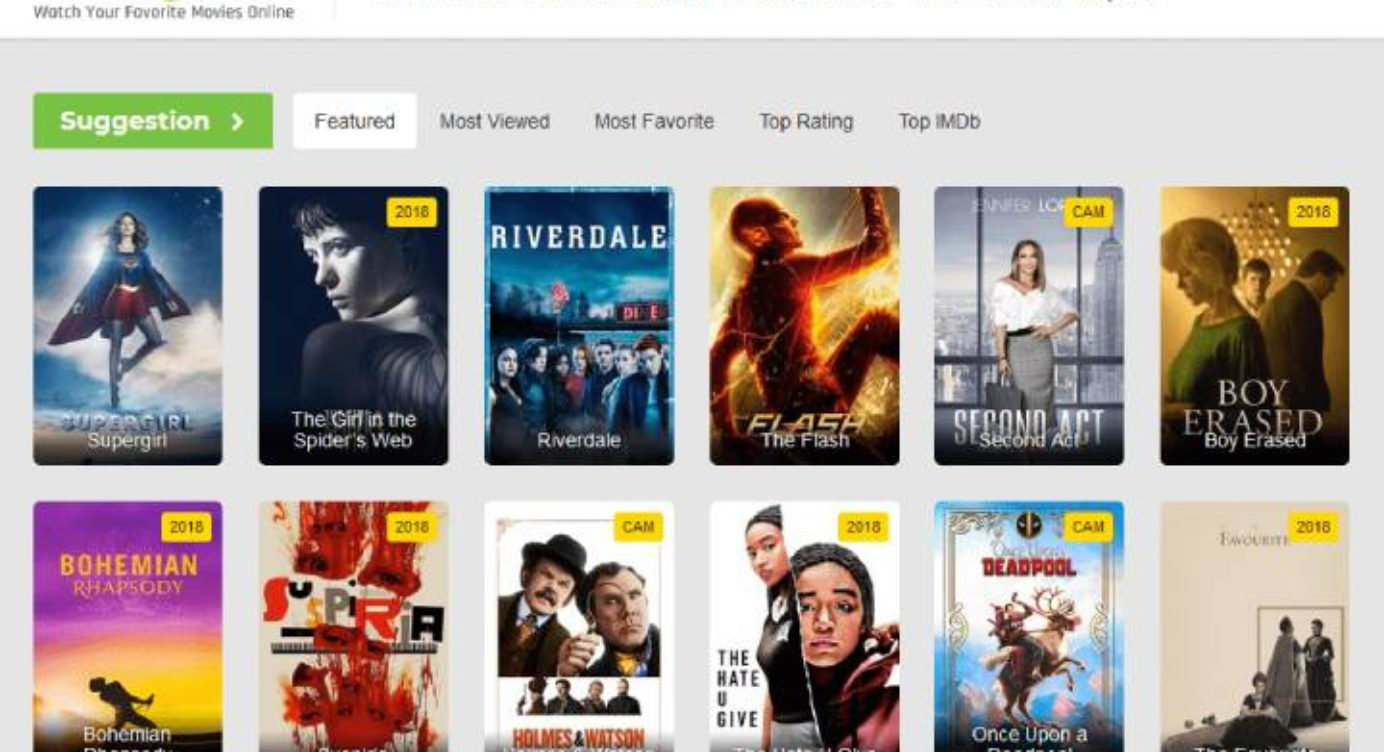 123Movies Websites - GoMovies | Watch Free Movies - TwinzTech
