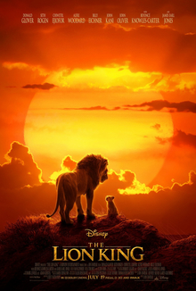Disney The Lion King 2019