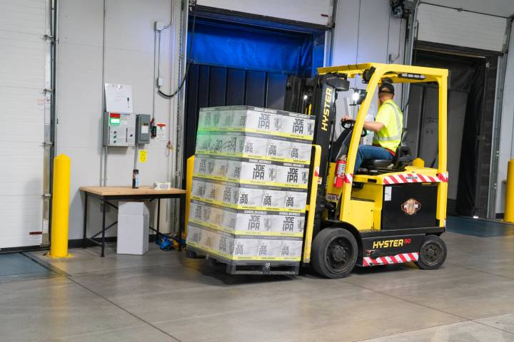 Implement Cross-Docking Warehouse Inventory