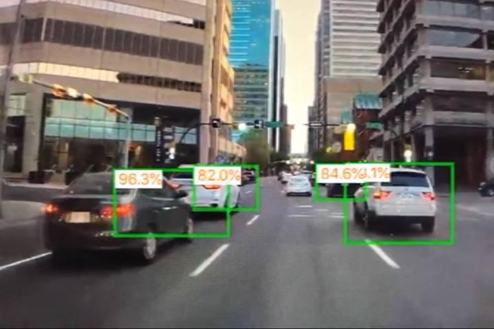 Pedestrian detection