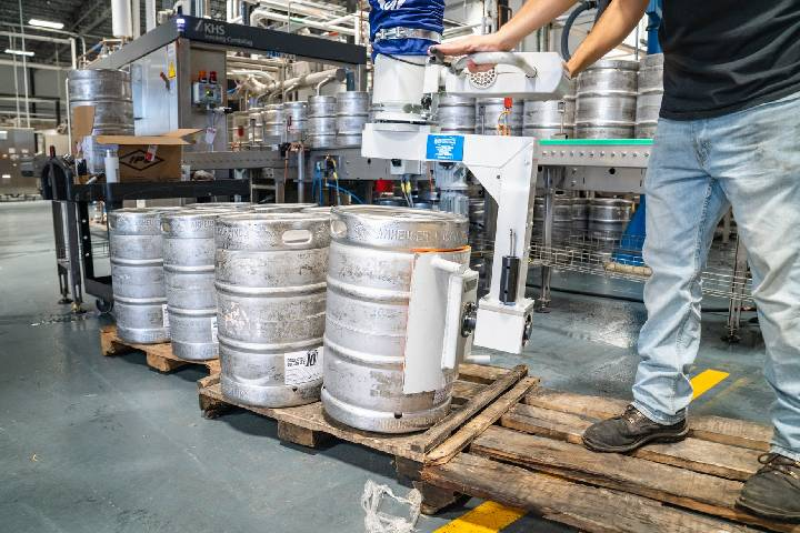 Use Labels To Manage Your Warehouse Inventory