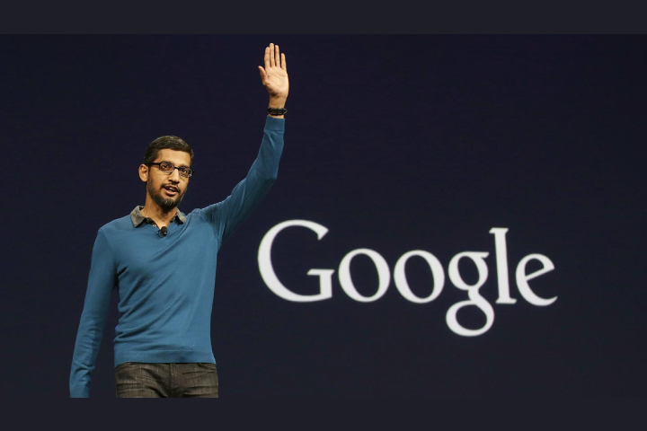 Sundar Pichai – Chief Executive Officer (CEO) of Alphabet Inc. (Google LLC)