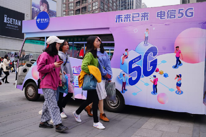 Expect Fireworks as 5G Services will Give Marketers the Wings to Fly.