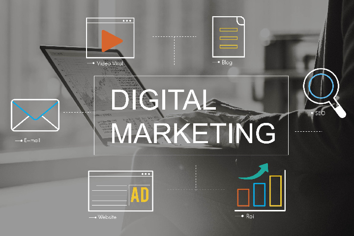 5 Incredible Benefits of Digital Marketing