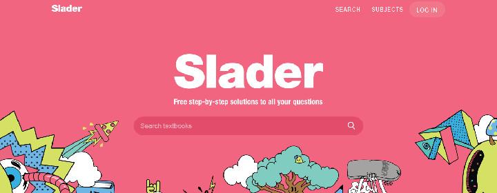 Slader - Textsheet