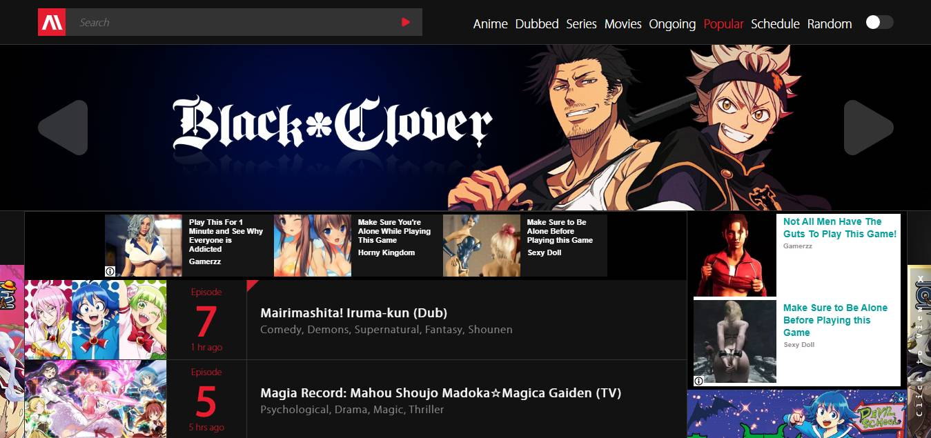 Animeheaven is one of the best alternatives of AnimePlanet