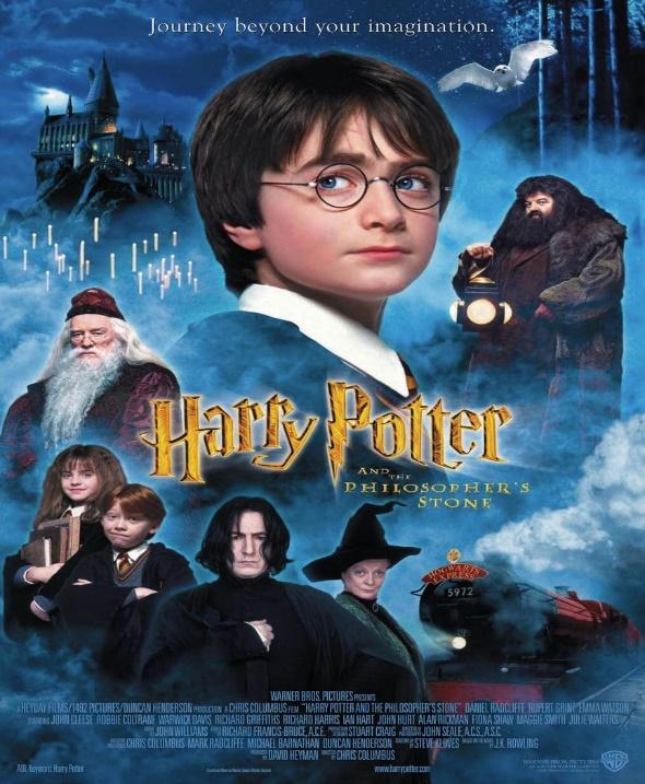 Harry Potter and The Philosopher's Stone - Magic-Themed Films