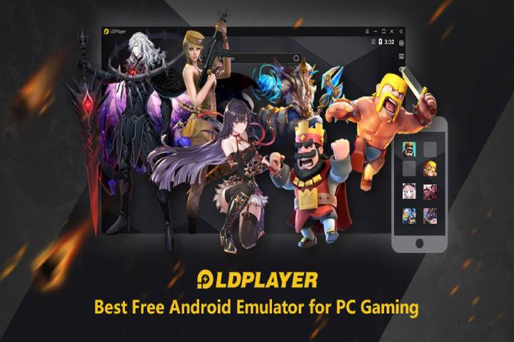 LDPlayer Power Up Your Free Fire PC Gameplay