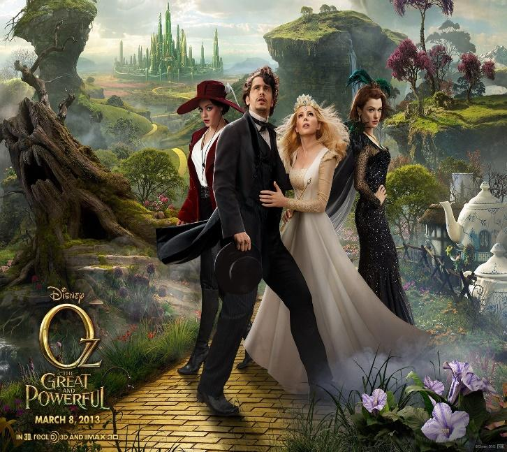 Oz The Great and Powerful - Magic-Themed Films