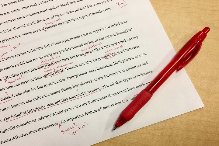 Essay Writing Mistakes to avoid