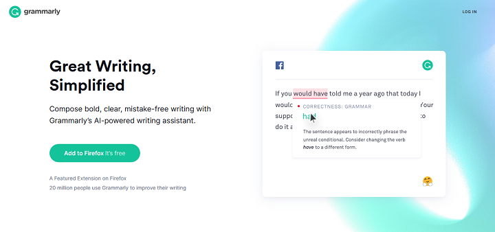 Write your best with Grammarly