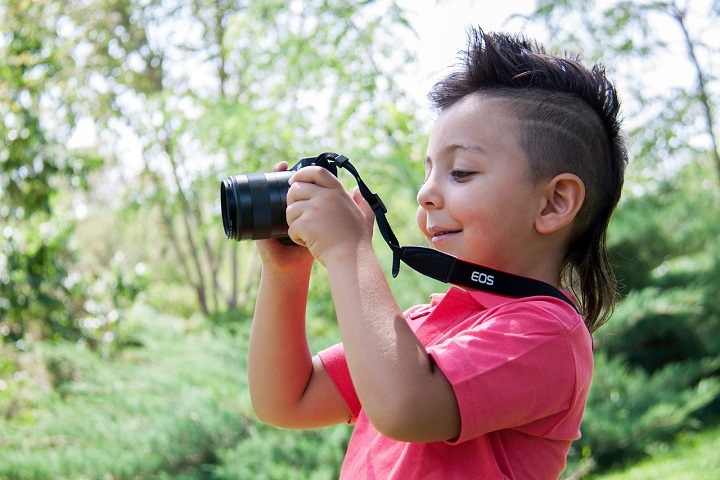 Recommended Vlogging Cameras For Kids