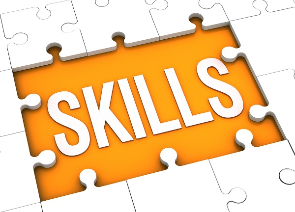 Build on your skill sets