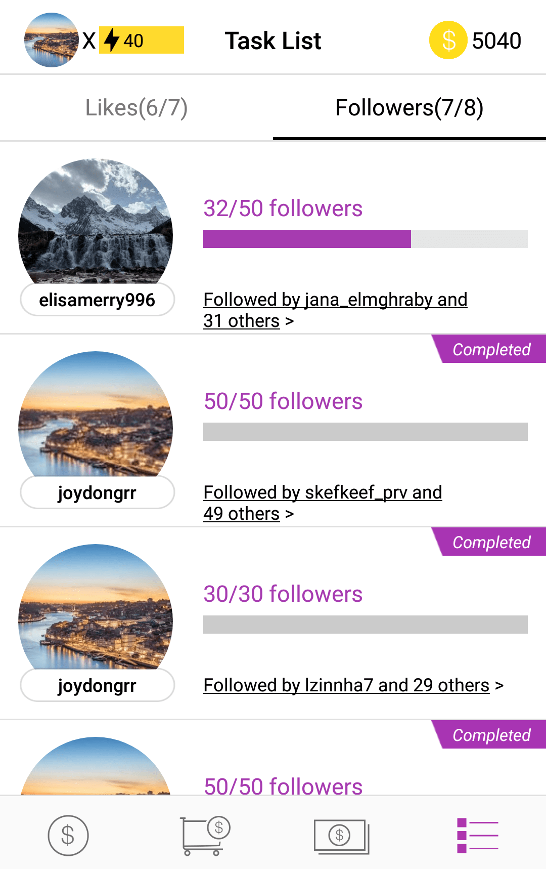 Buy Followers and Likes on GetInsta