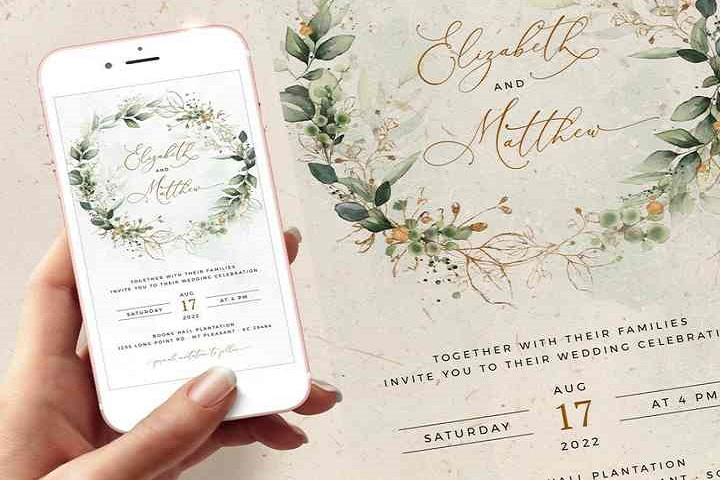 These Wedding Invitation Ideas Could Help You Impress Everyone!