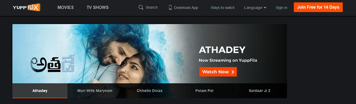Watch Indian Movies Online Indian TV Shows Watch Flix Legally
