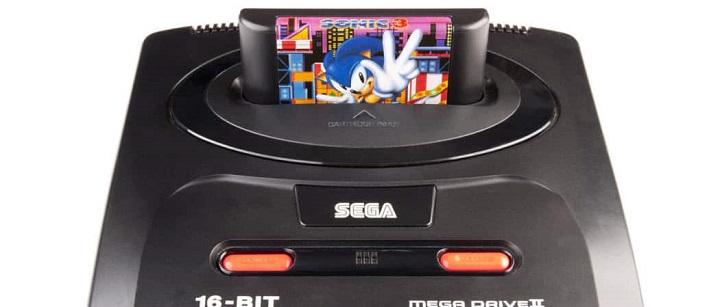 Sega Genesis Console Retro