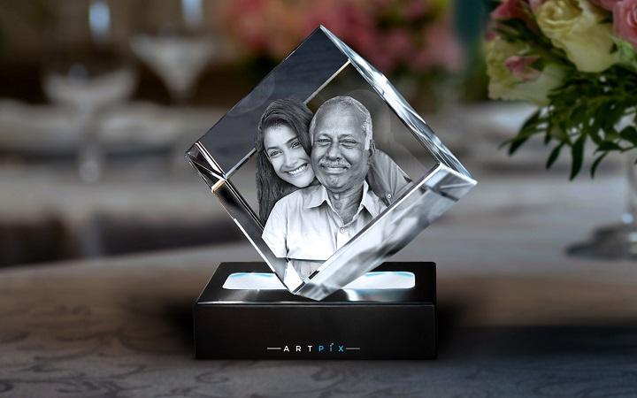 A 3D Crystal