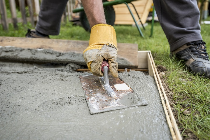 4 Concrete Projects To Raise Property Value