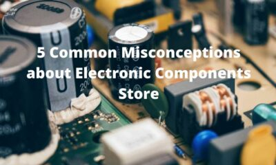 5 misconceptions about electronic components store
