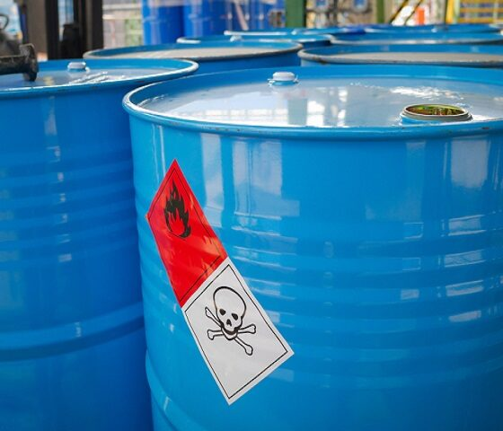 How to Properly Store Hazardous Materials